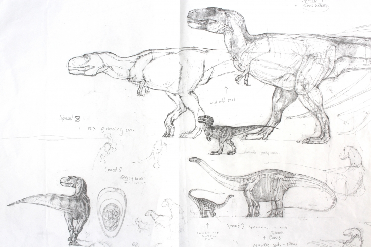 Dinosaurology Rough