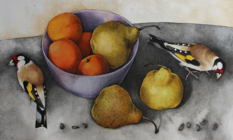 Still life in the style of Garzoni